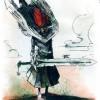 L'illustration de Tot tirée à 500 exemplaire et signée par l'auteur