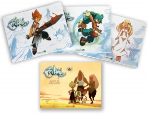 Art Book Wakfu