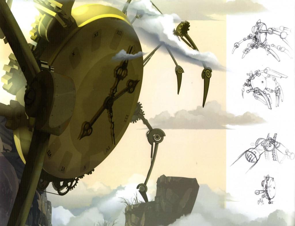 Recherches sur l'Horloge géante de Nox