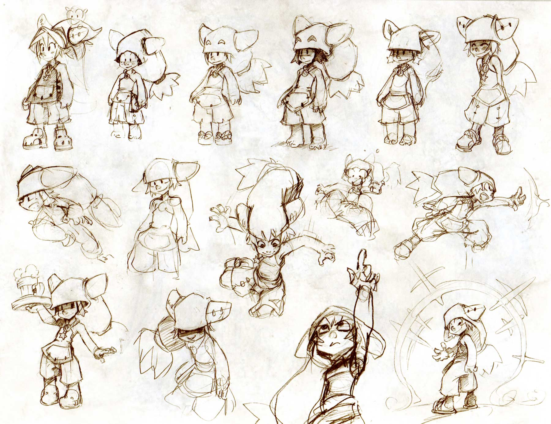 comment dessiner wakfu