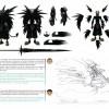 Le Corbeau Noir (Page 12 du Tome 2 de l'Art Book de Wakfu)