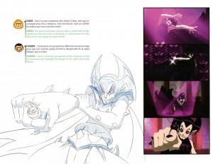 Vampyro dans l'épisode 4 (Page 46 du Tome 3 de l'Art Book de Wakfu)