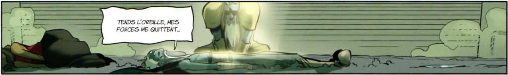 Korvus est mort de la main de Korbak comme il le souhaitait