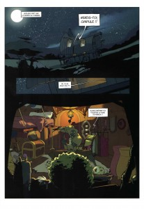 Page 1- Wakfu Heroes Tome 1 - Le Corbeau Noir