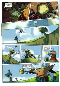 Page 2 - Wakfu Heroes Tome 1 - Le Corbeau Noir