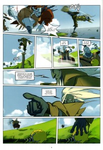 Page 4 - Wakfu Heroes Tome 1 - Le Corbeau Noir