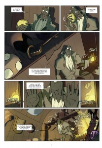 Page 5 - Wakfu Heroes Tome 1 - Le Corbeau Noir