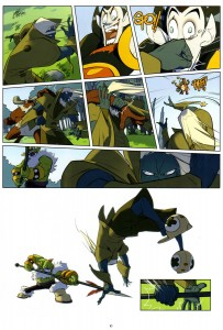 Page 8 - Wakfu Heroes Tome 1 - Le Corbeau Noir