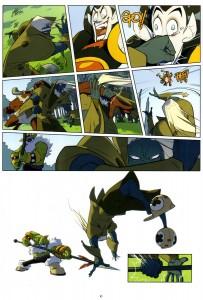 Page 8 - Wakfu Heroes Tome 1 - Le Corbeau Noir