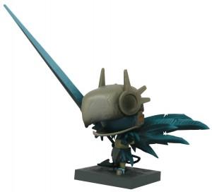 Wakfu Heroes 1 - Le Corbeau Noir (figurine SD)
