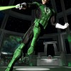 Green-Lantern en action