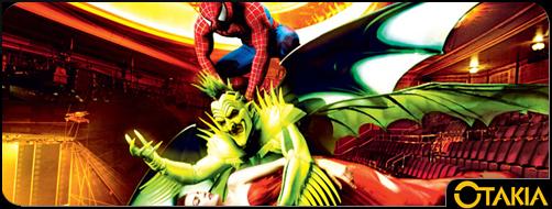 Header Comédie musicale Spiderman