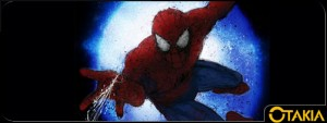 Header comédie spiderman