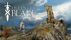 Infinity Blade Title Screen