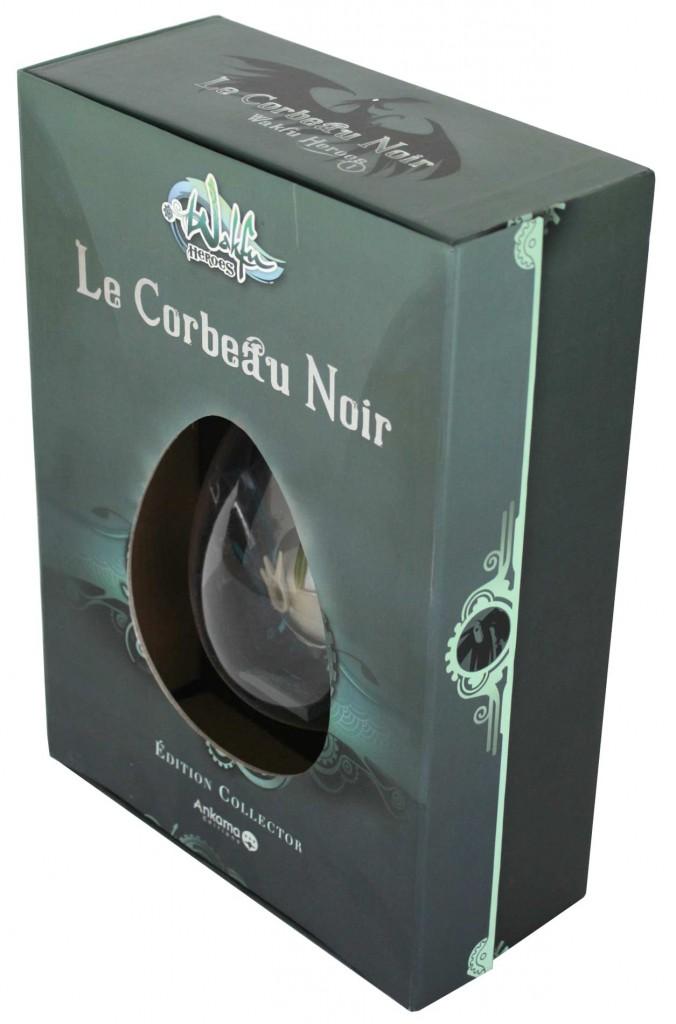 Box collector - Wakfu Heroes Tome 1 - Le Corbeau Noir