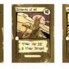 Cartes Sadida de Wakfu TCG