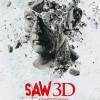 Affiche Saw 3D