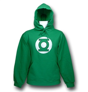 Sweat Green Lantern