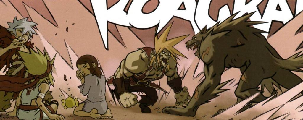 Apifaice s'est transformé en un monstre encore plus puissant que le loup garou qui a vaincu le père de Silas