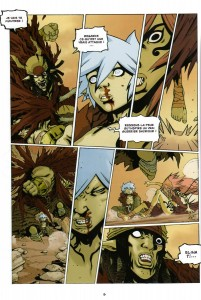 Page 002 - Wakfu - Les Larmes de sang : Tome 1 - Silas