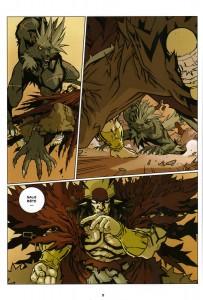 Page 004 - Wakfu - Les Larmes de sang : Tome 1 - Silas