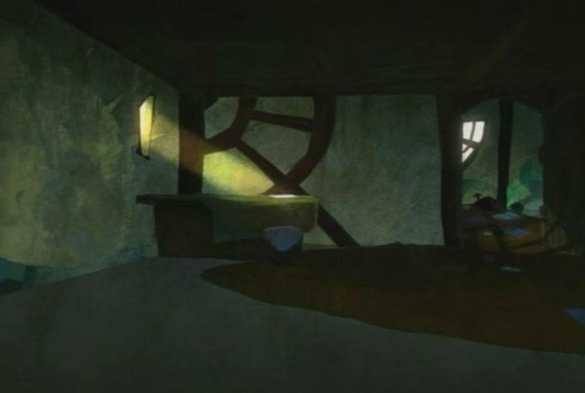 Au bout d'un mois Nox découvre que sa maison est vide et que sa famille est partie