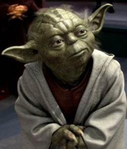 Maître Yoda dans Star Wars