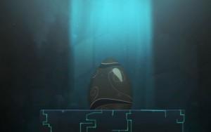 Yugo récupère le Dofus de Grougaloragran