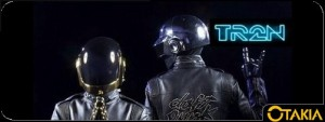 Daft Punk vs Tron