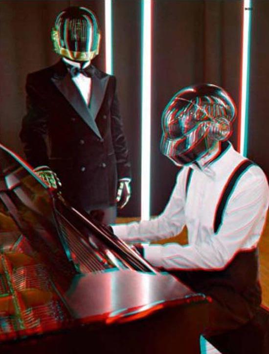Daft Punk 3D 05