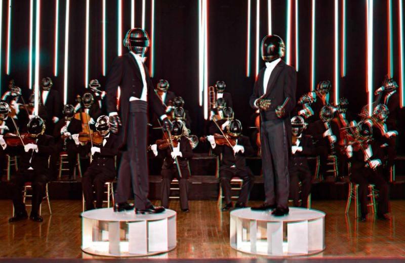 Daft Punk 3D 06