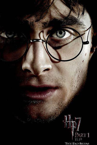 Affiche teaser d'Harry Potter et les reliques de la mort