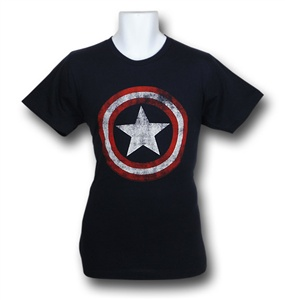 Tee shirt Capitaine America
