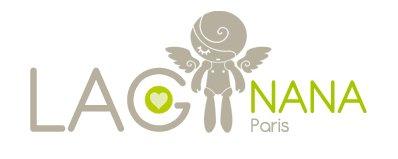 logo LA galery NANA