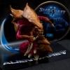 Hydralisk de Starcraft 2 (gagnants du concours Diorama de Starcraft 2)