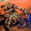 Zerg de Starcraft 2 (mention honorable du concours de Diorama)