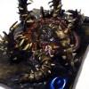 Zerg de Starcraft 2 (gagnants du concours Diorama de Starcraft 2)