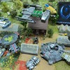 Base Terran de Starcraft 2 (mention honorable du concours de Diorama)