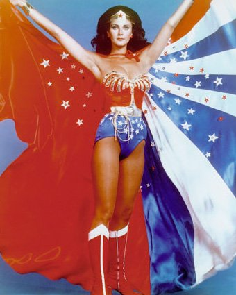 wonder woman-drapeaux