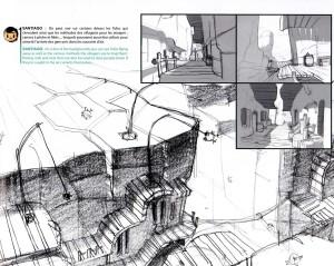 Les recherches de décors de ce village devaient servir à l'origine à un autre épisode