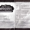 Page 4 et 5 de la notice du jeu Cataclysm (World of Warcraft)