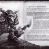 Page 16 et 17 de la notice du jeu Cataclysm (World of Warcraft)