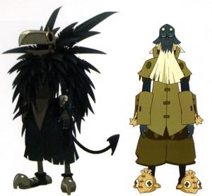 Kabrok est le Corbeau Noir