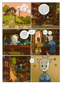 Page 7 - Les Chroniques de Wakfu 1 - Maille à Partir