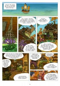 Page 31 - Les Chroniques de Wakfu 1 - Maille à Partir