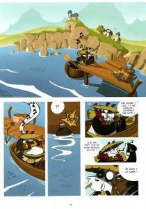 Page 43 - Les Chroniques de Wakfu 1 - Maille à Partir
