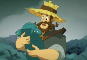 Grougaloragran va confier Yugo à Alibert