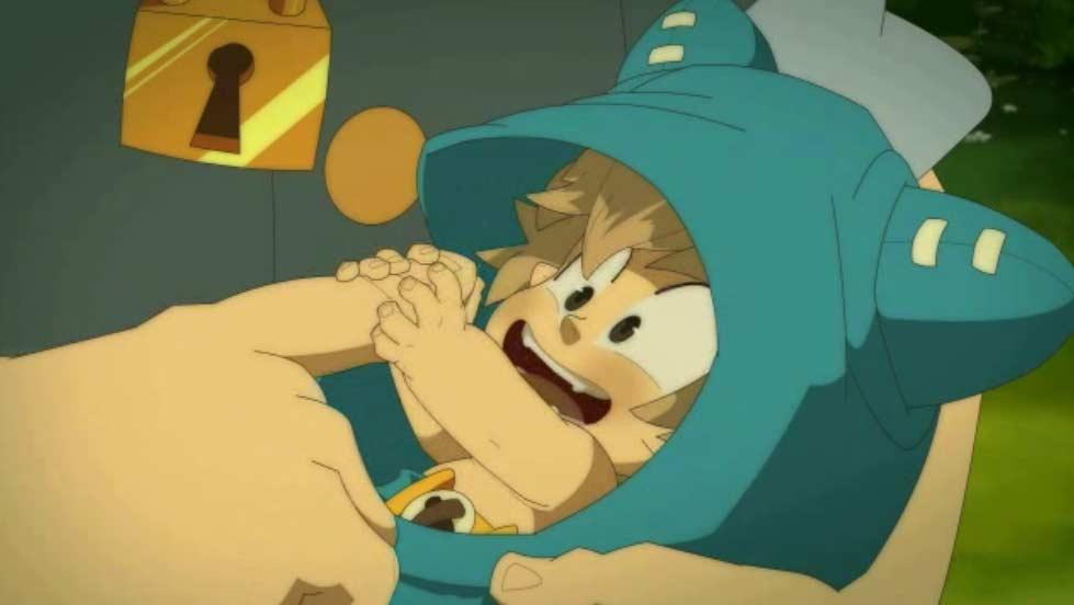 Alibert a trouvé Yugo alors que c'était encore un bébé (Wakfu)