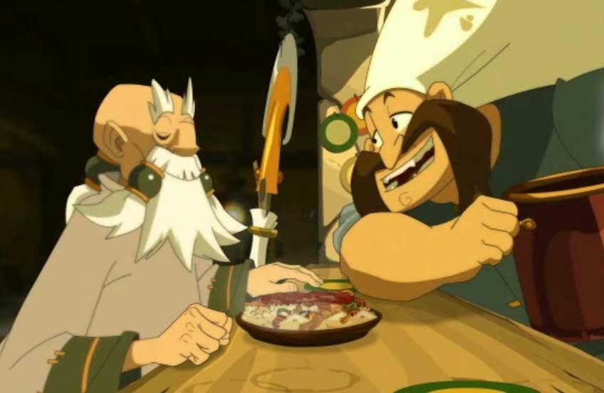 Ruel mange souvent aux frais d'Alibert