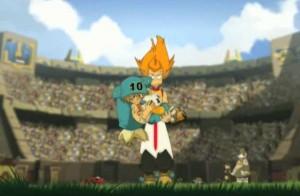Tristepin porte Yugo près des buts pour le laisser marquer le point de la victoire